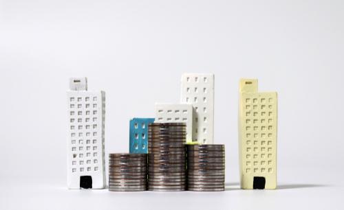複数の建物を一括で貸し付けている場合の評価単位