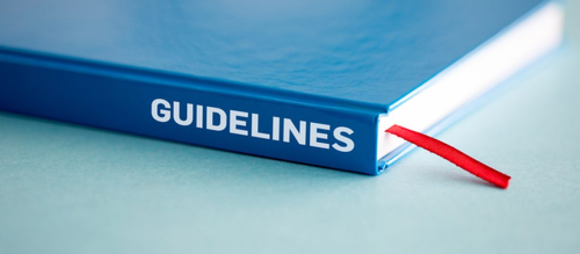 Guidelines,Concept